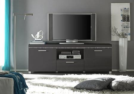 Kasper - Interior Design r2 935 06 Sideboard, MDF, charcoal, 64