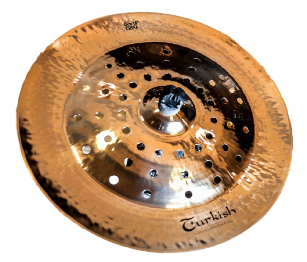 Turkish Cymbals Effect Series 18-inch Rock Beat FX-China * RB-FXCH18   B072MQZ2V4