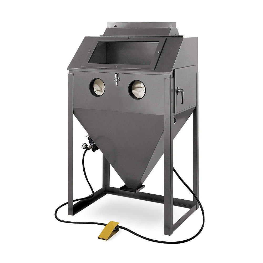 Abrasive Blasting Cabinet Abrasive Blast Cabinet Power Sand Blasters Amazoncom