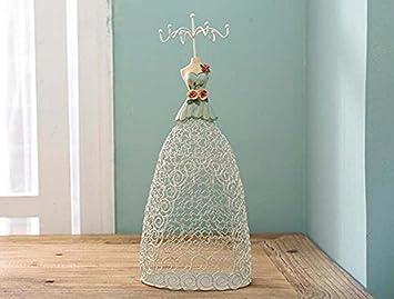 Amazoncom Jewelry Display Stand Holder Vintage Lady Decorative