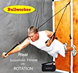 Cheap Bullworker Iso-Gym Suspension Fitness Trainer with FREE Suspension Belt