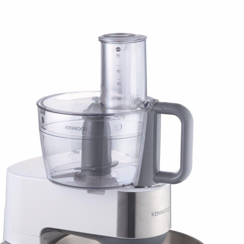 Kenwood Prospero KM242 Robot de Cocina, velocidad variable, 3 herramientas de mezclado y amasado, paquete de accesorios 900 W, Acero Inoxidable, ...