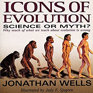 Icons of Evolution Audiobook