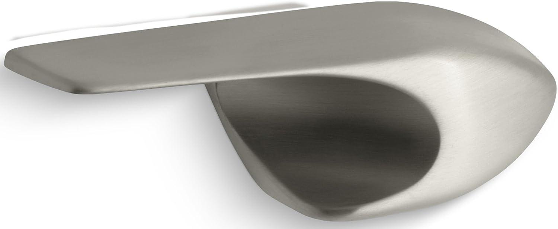 Akfal Side Mount Toilet Flush Lever Brass Handle for TOTO Kohler Toilet Tank
