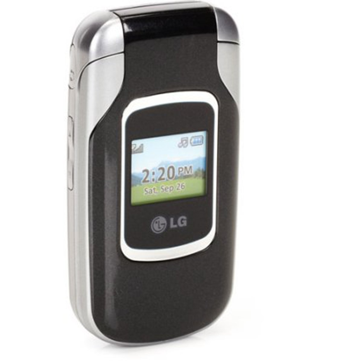 NET10 Unlimited LG 220C Flip Cell Phone (TracFone) by Tracfone