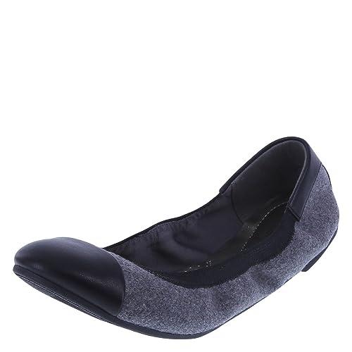 e1dac4257215d Amazon.com | dexflex Comfort Grey Flannel Black Women's Claire ...