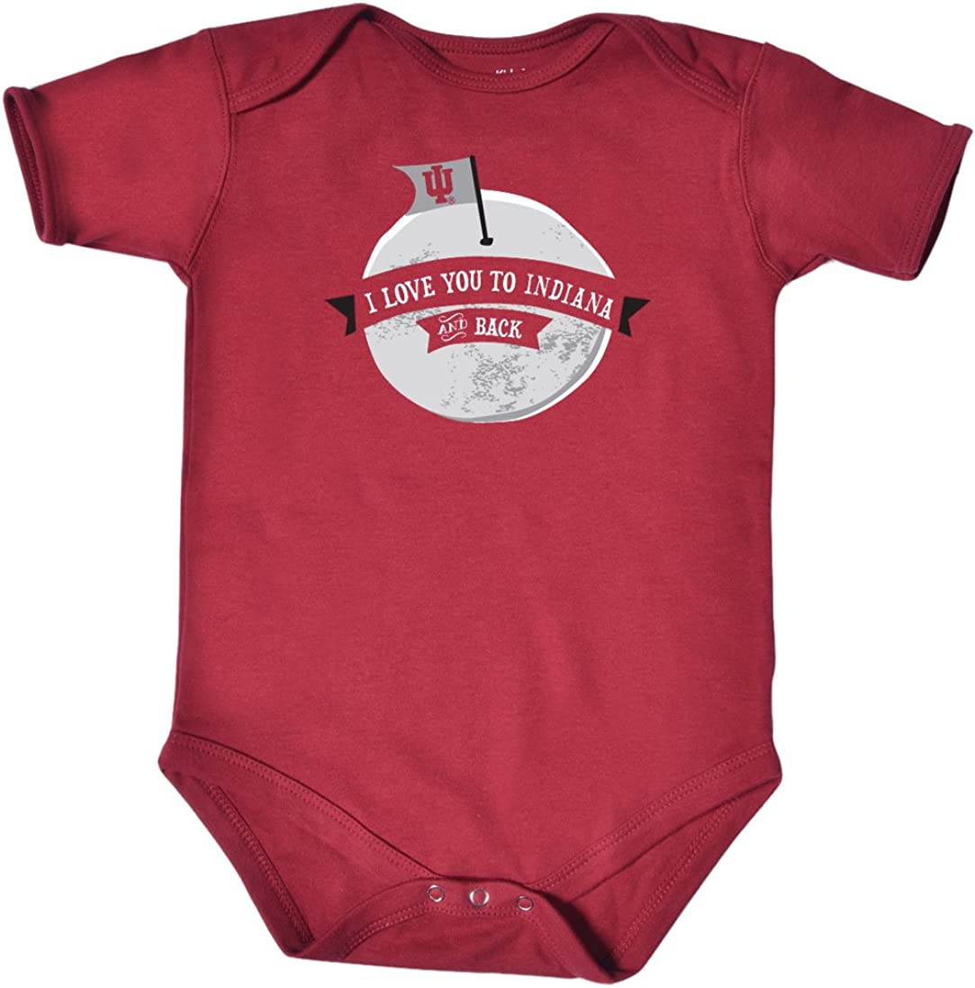 College Kids NCAA Infant Short Sleeve Bodysuit