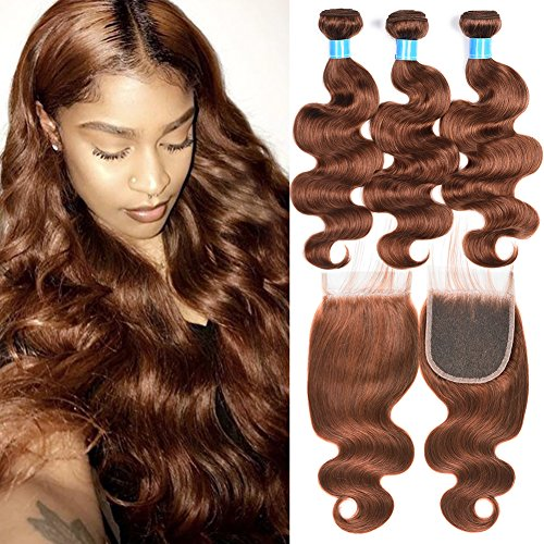Best colored bundles with closure for 2019