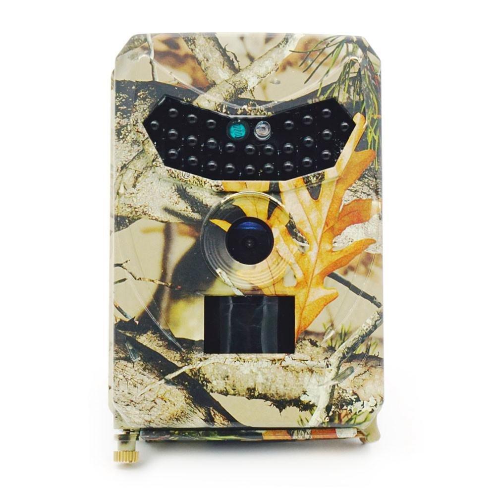 Caméra de Chasse Certification CE FCC ROHS Caméra de Chasse 12MP 1080P avec 26 Capteurs LED Noirs 940nm, 15 à la Étanchéité Mètres IP66 Caméra Chasse Norme Infrarouge Sheep-H
