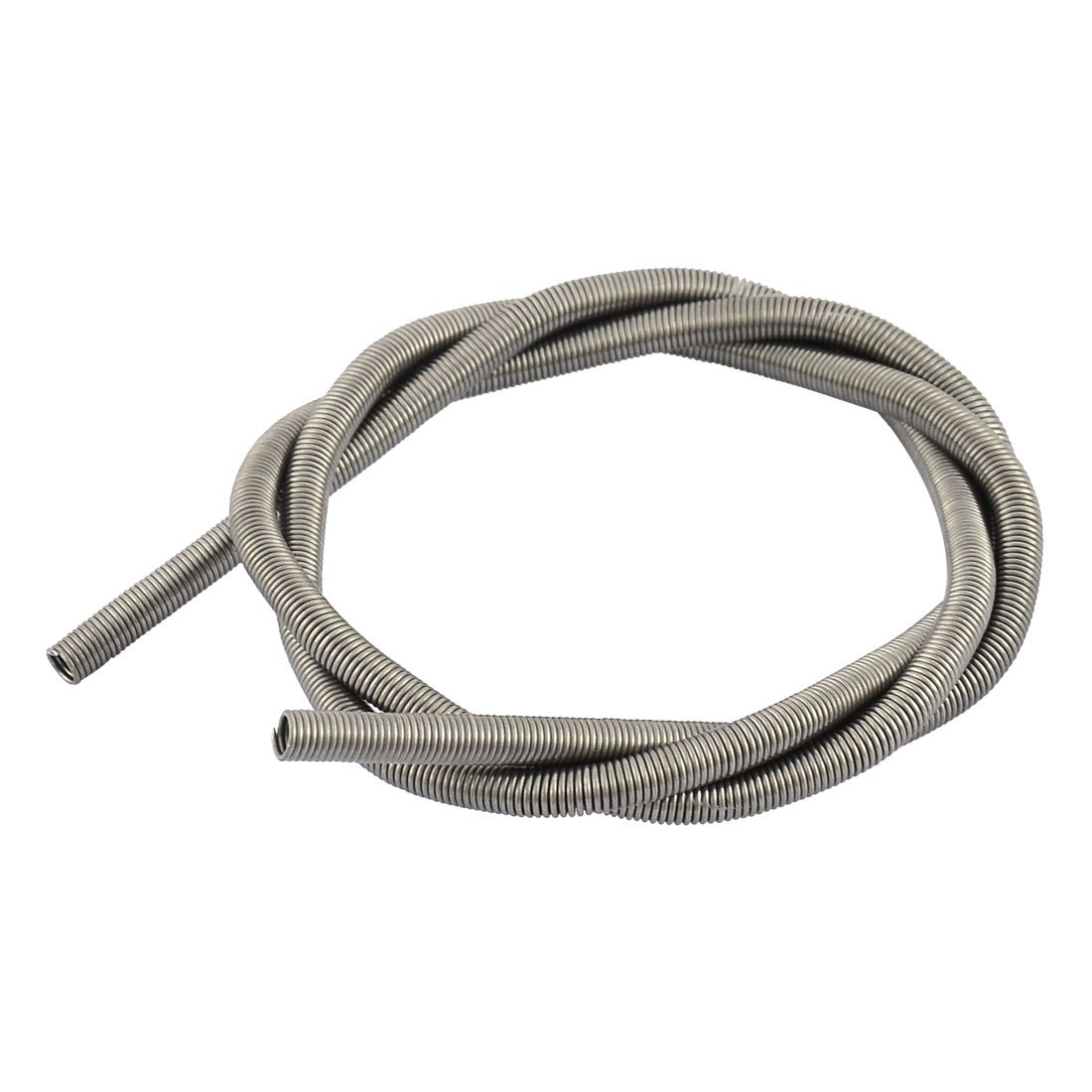 uxcell a16030900ux0341 2500W Kilns Furnaces Casting Flexible Heating Element Coil Wire 71.5cm Long