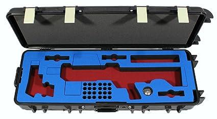 Amazon.com: Pico Case Kel-Tec KSG Escopeta & HandGun Hard ...