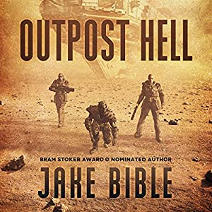Outpost Hell Audiobook