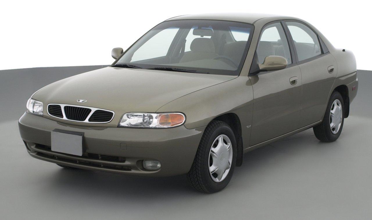 1999 Daewoo Nubira CDX, 4-Door Sedan Automatic Transmission ...