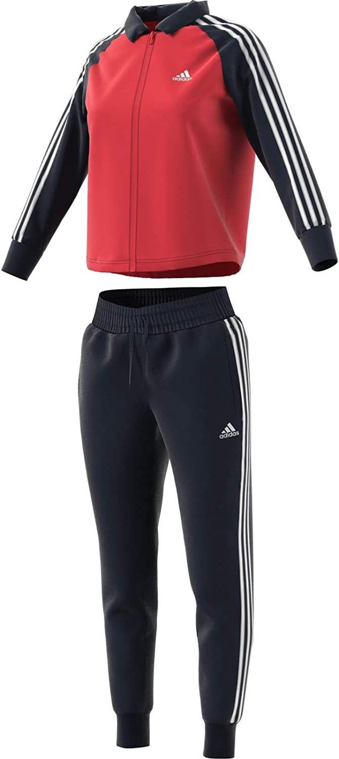 Glory Red//Legend Ink Mujer adidas W TS Gametime Ch/ándal S