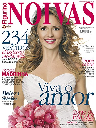 Figurino Noivas 76 (Portuguese Edition) by [On Line Editora]