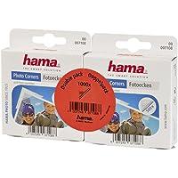 Hama Fotoecken (1000 Stück, selbstklebend, geeignet für Alben), transparent