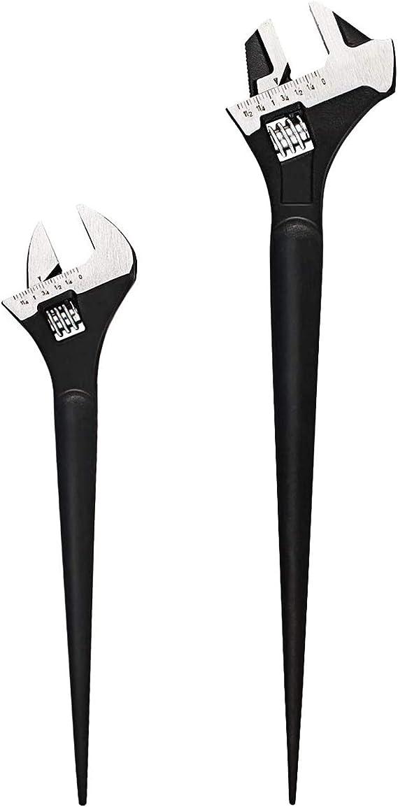"IIT 83220 Adjustable Spud Wrench 12/"" for sale online"