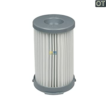 Electrolux AEG 900166911 ORIGINAL Filter Hepa Zylinder Lamellenfilter Staubsauger Bodenstaubsauger ZB Accelerator Minion Vampyrette Amazonde Alle