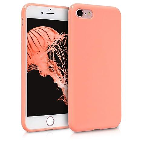 iphone 7 coque rose pale
