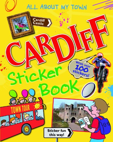 Read Online Cardiff Sticker Book (All about My Town Sticker Book) pdf epub