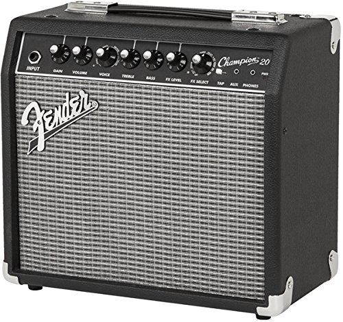 Large Product Image of Fender Champion 20 - 20-Watt Electric Guitar Amplifier