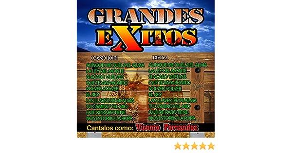 Vicente Fernandez Grandes Exitos by Mariachi Juvenil de Mexico on Amazon Music - Amazon.com