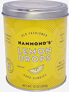 product image for Hammond's Candies All Natural Lemon Drops