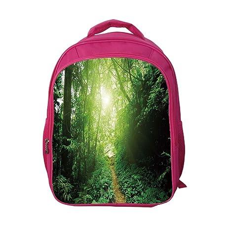 b35148fde1a2 Amazon.com: iPrint School Bags Kid's Backpacks Fashion,Landscape,A ...
