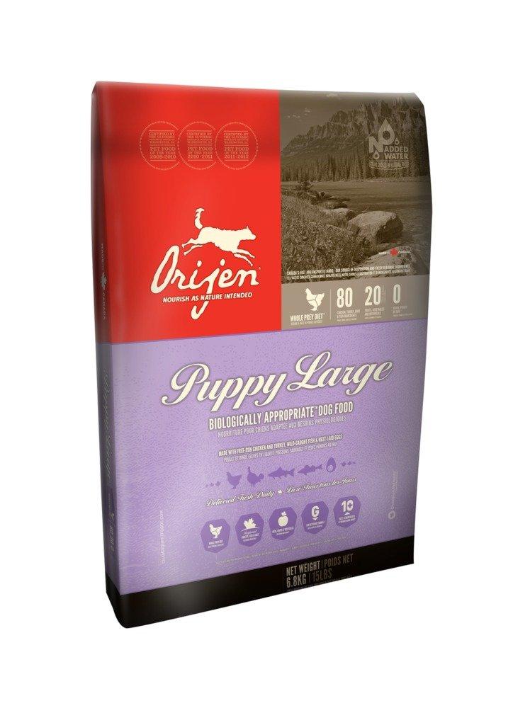 Orijen Large Breed Puppy 28.6lb
