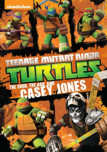 Teenage Mutant Ninja Turtles: The Good, The Bad, and Casey Jones -
