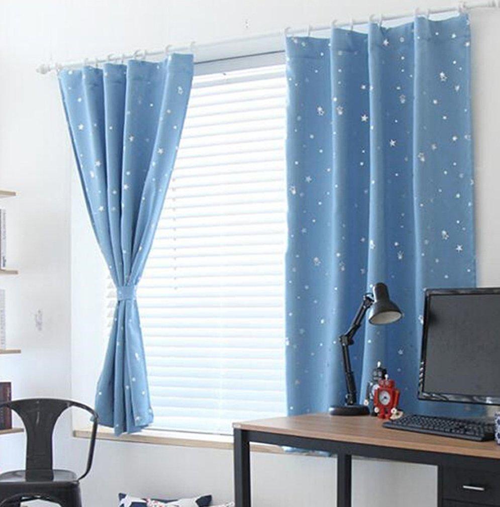 sch n gardinen kinderzimmer blau bilder die kinderzimmer. Black Bedroom Furniture Sets. Home Design Ideas