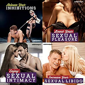 Sizzling Sex Life Subliminal Messages Bundle Speech