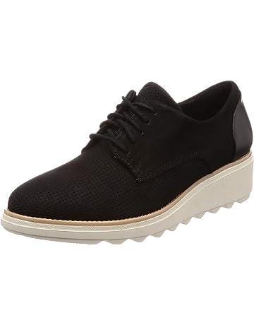 8cb2d2798e6 Clarks Sharon Crystal, Zapatos de Cordones Derby para Mujer