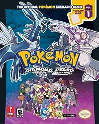 Pokemon Diamond & Pearl (Prima Official Game Guide)
