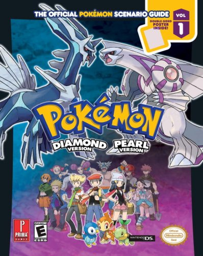 Pokemon Diamond & Pearl (Prima Official Game Guide) (Guide Pokemon Red Strategy)