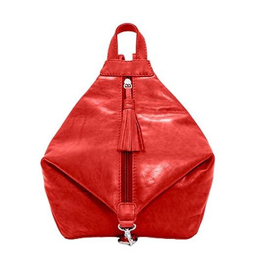 472c09135fc1 ili Leather Backpack Handbag