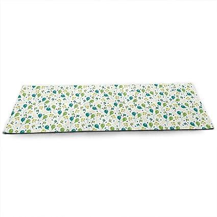 Amazon.com : TAOHJS76 Pro Non Slip Yoga Mat, St. Patricks ...