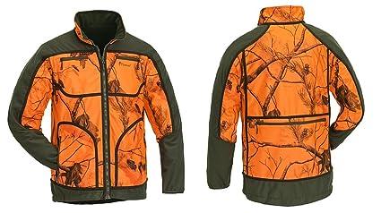 Pinewood 8168 Michigan Reversible - Chaqueta de caza AP Blaze/verde ...