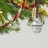 Hallmark Keepsake 2017 THE POLAR EXPRESS Santas Sleigh Bell Dated Christmas Ornament
