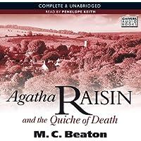 Agatha Raisin and the Quiche of Death: Agatha Raisin, Book 1