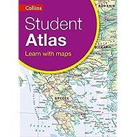 Student atlas. Learn with maps. Per le Scuole