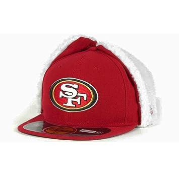 2e9d166e5 San Francisco 49ers NFL 59FIFTY  5950  Dog Ear Fitted Cap 7 3 4 ...