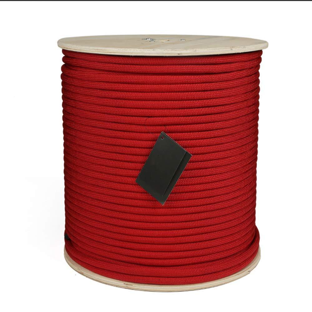 ロッククライミングロープ屋外ハイキング11mm 直径パワーロープ高強度コードランヤード安全ロープサバイバルツール,20meters B07Q8S63PM  20meters