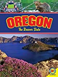 img - for Oregon: The Beaver State (Discover America) book / textbook / text book