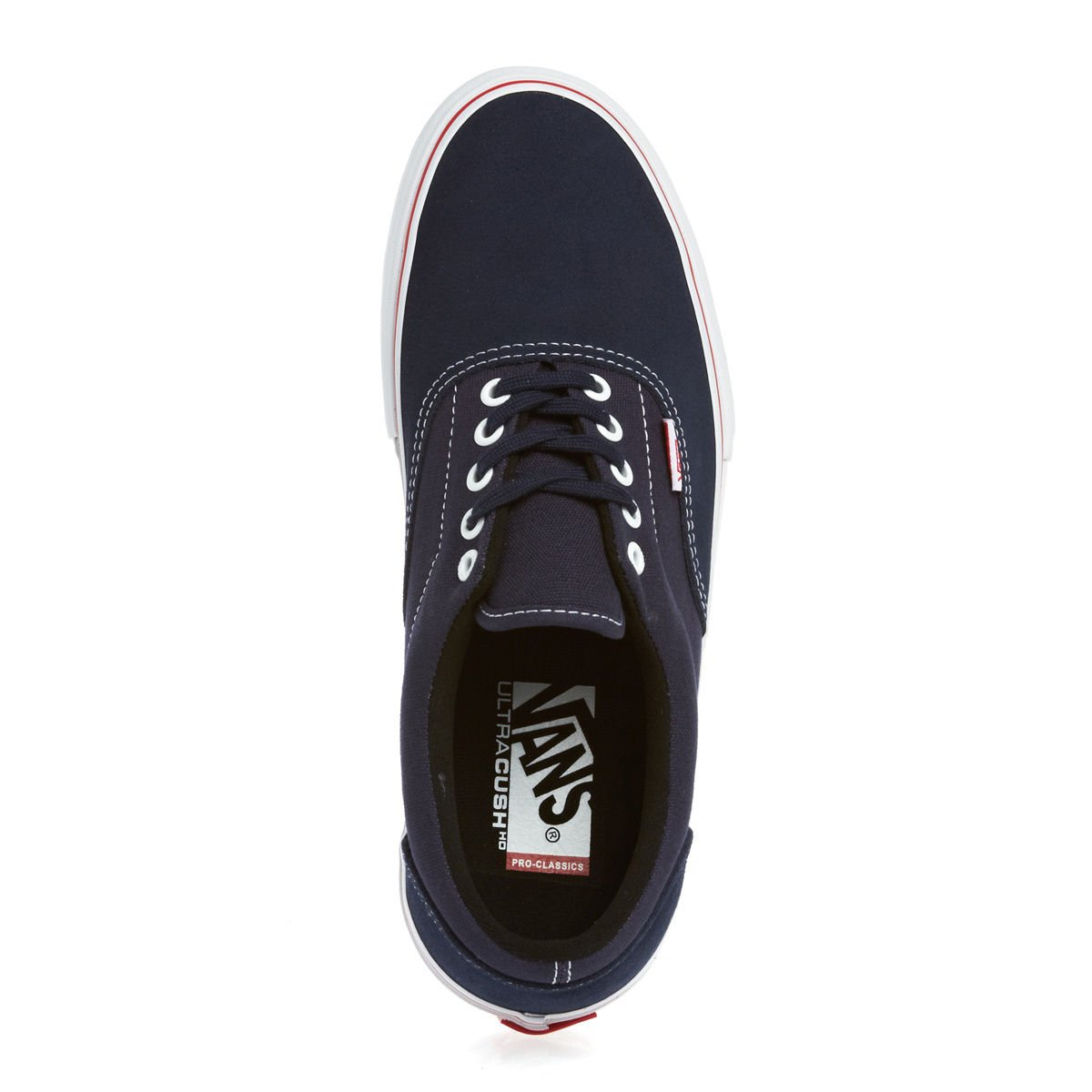 4d1e950a8d Vans Pro Skate Men s Era Pro 10.5 Red Navy  Amazon.co.uk  Shoes   Bags