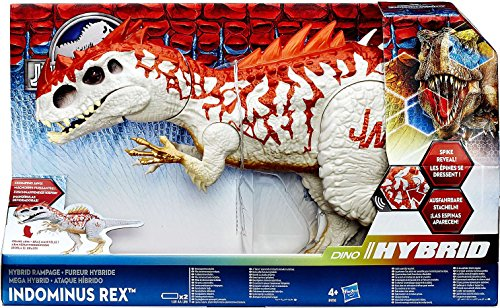 Jurassic World Dino Hybrid Indominus Rex Action Figure by Hasbro