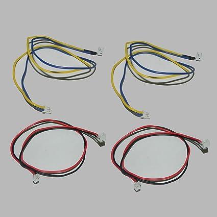 4pcs motor connect wire for wl wltoys q333 q333a q333b q333c rc quadcopter dronestamazon