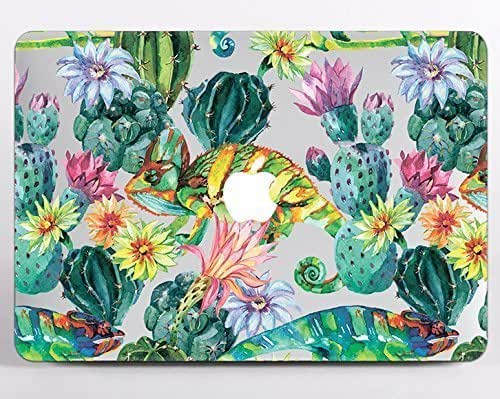 Amazon Com Modo Design Cactus Chameleon Macbook Decal