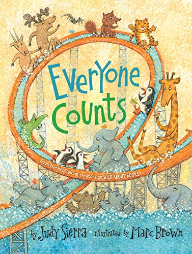 Book Cover: Everyone Counts
