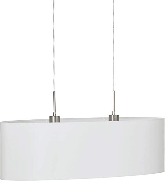 Eglo 31579 lámpara de interior, plata Branethomerve